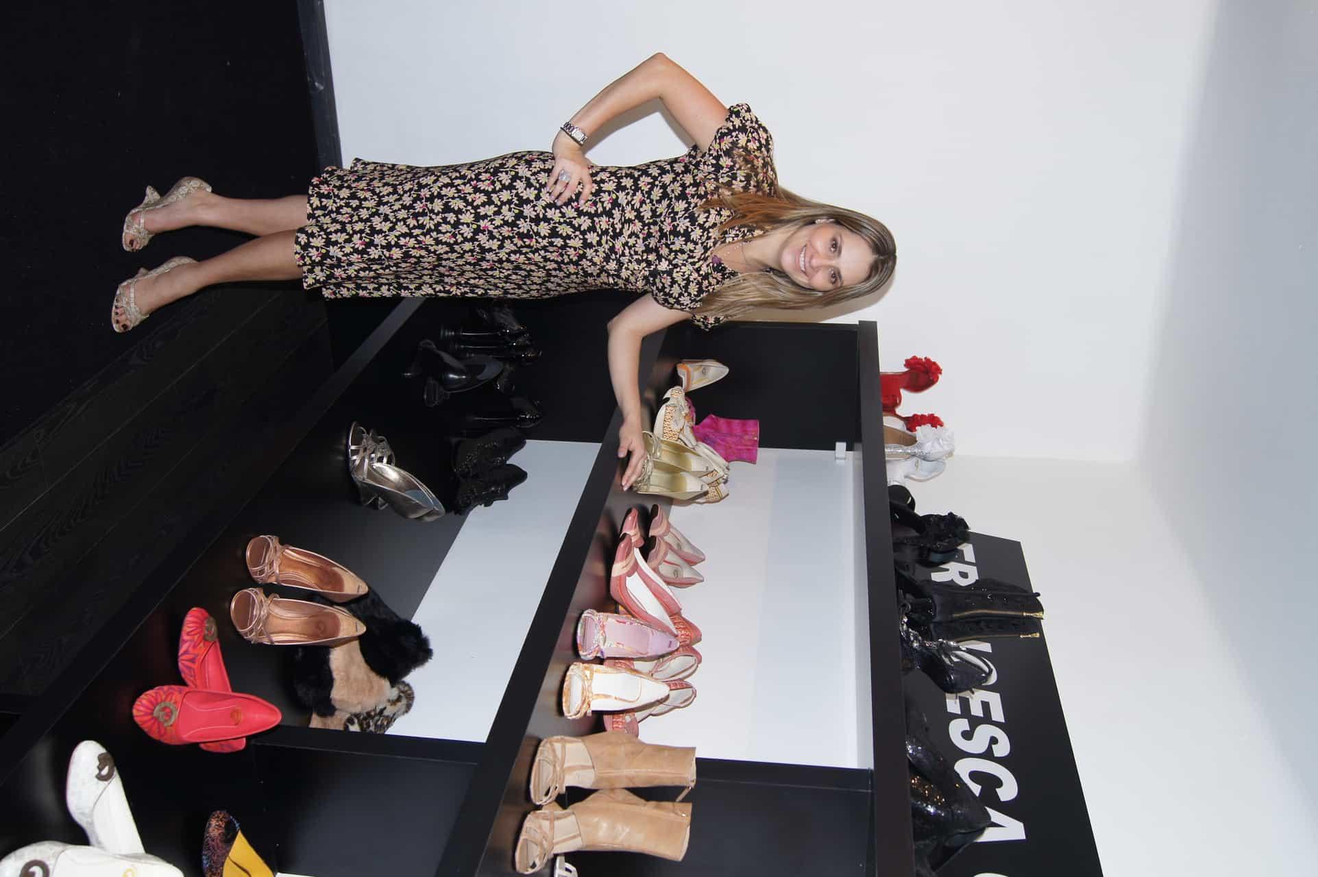 d47a886c82 Hoje eu me senti a própria Carrie Bradshaw…fui visitar o Atleliê da  designer de sapatos Francesca Giobbi e quase enlouqueci (mais uma vez)!!