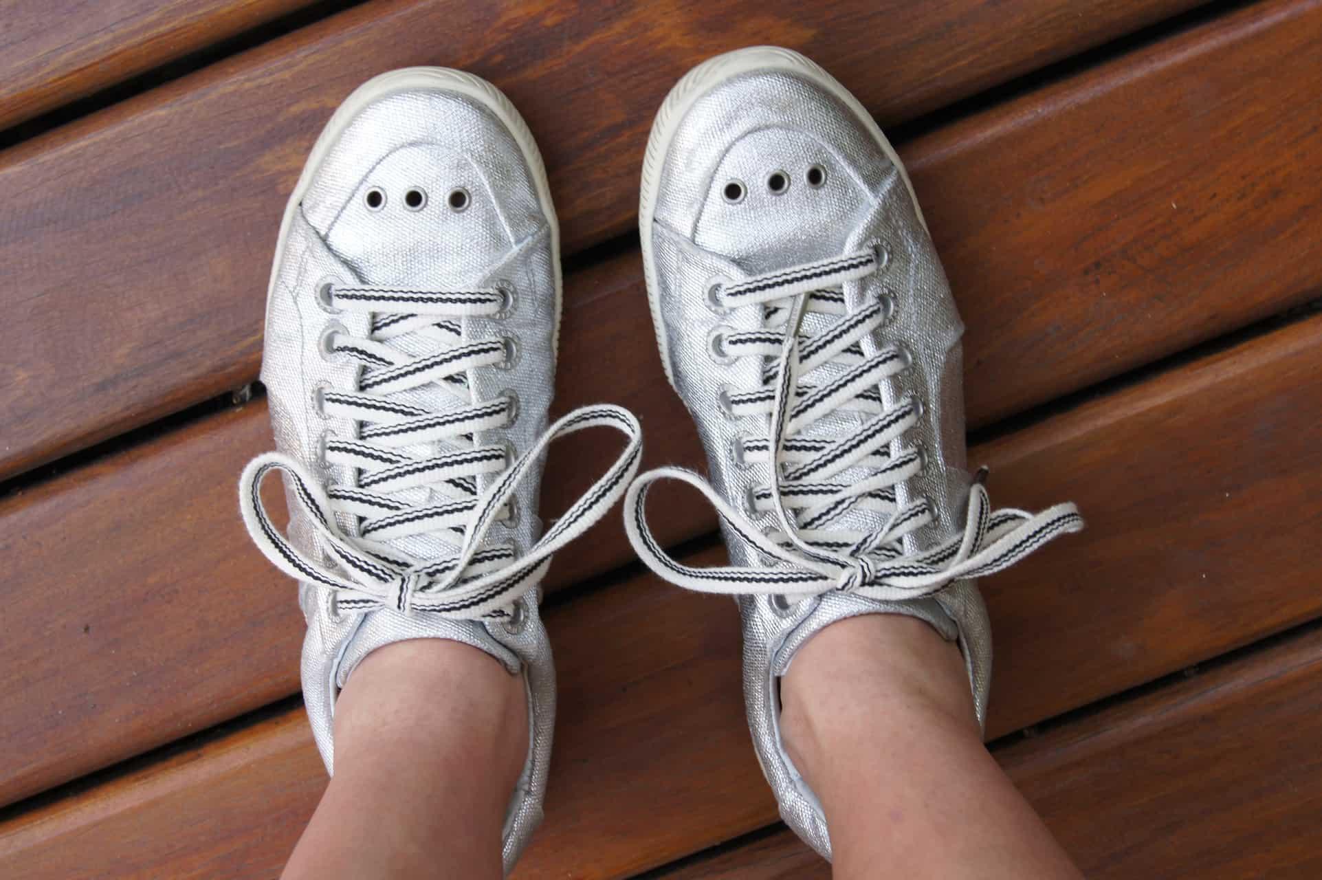 4bfaf0b205e Alguns looks com tênis