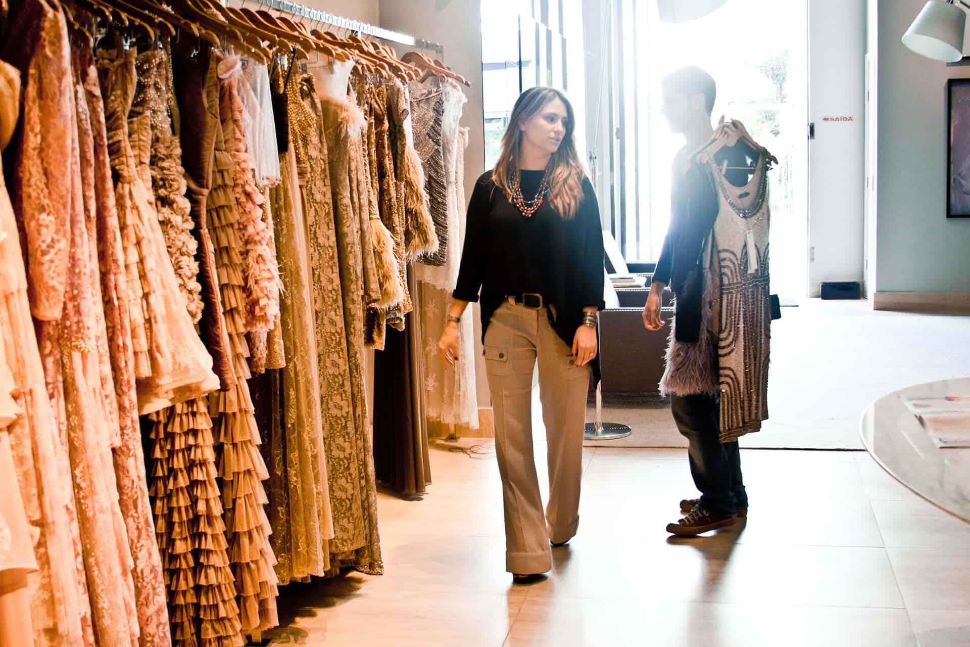 0b46b6bebd A estilista Patrícia Bonaldi