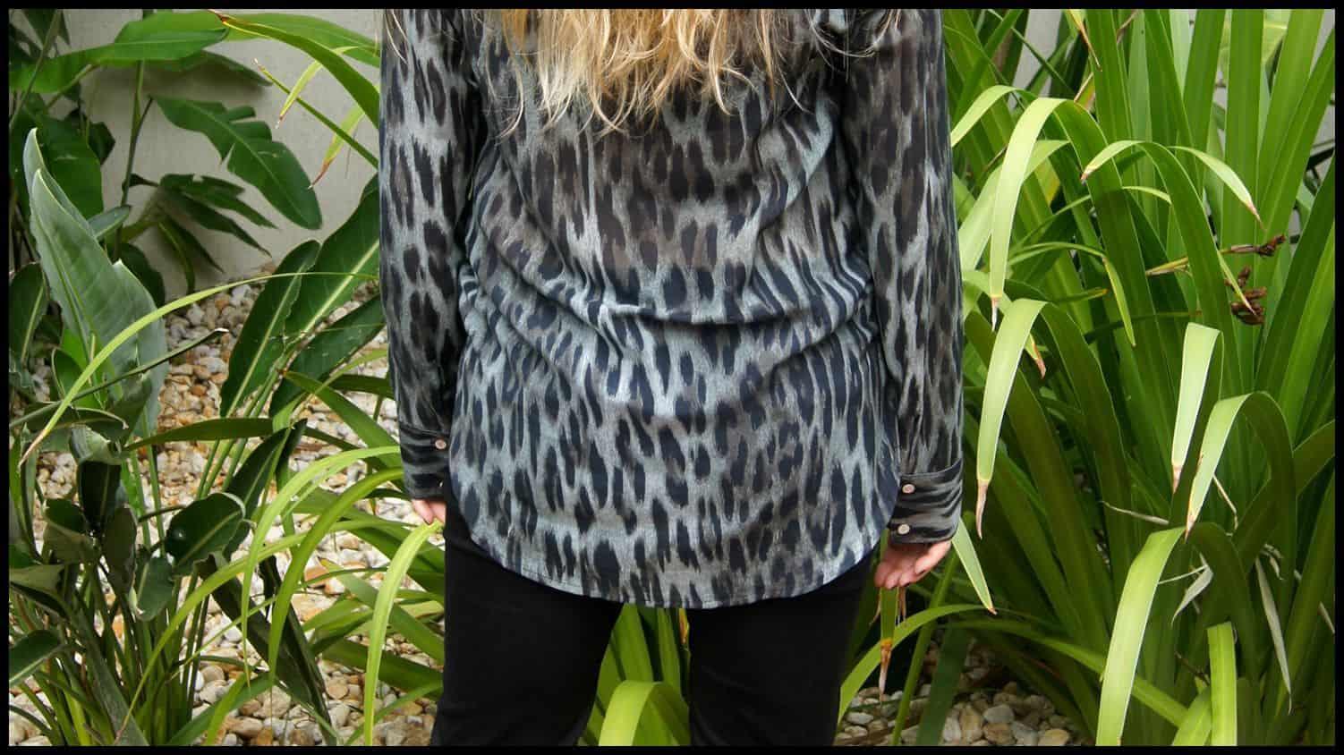 5478c76cba camisa leopardo Bo.