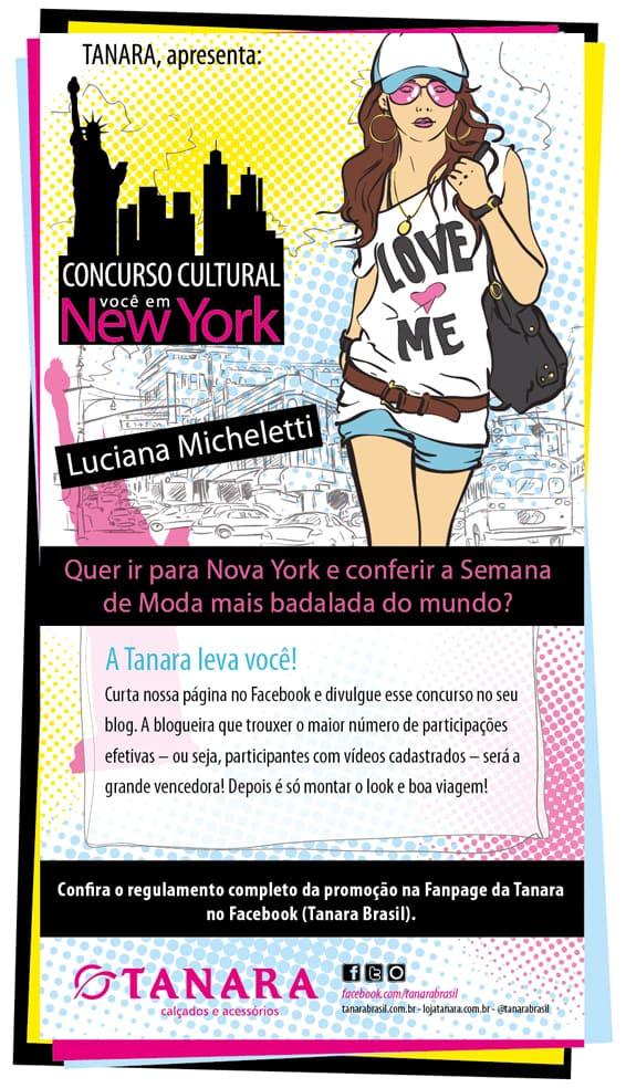 SIGA 3432C Email mkt blogueiras_Concurso Cultura Você em NY - T