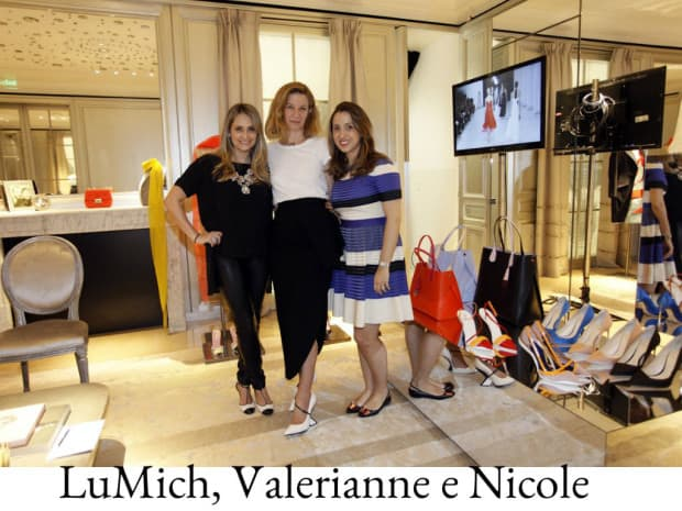 LuMicheletti, Valerianne Noordaa, Nicole Salvia