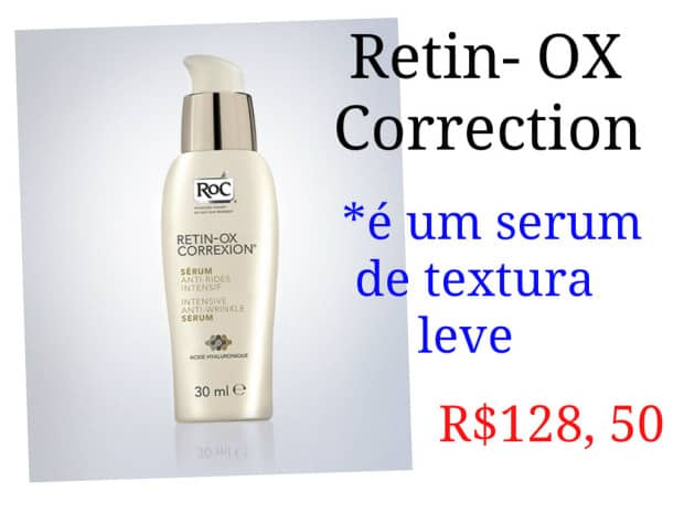 Retin-OX Correction