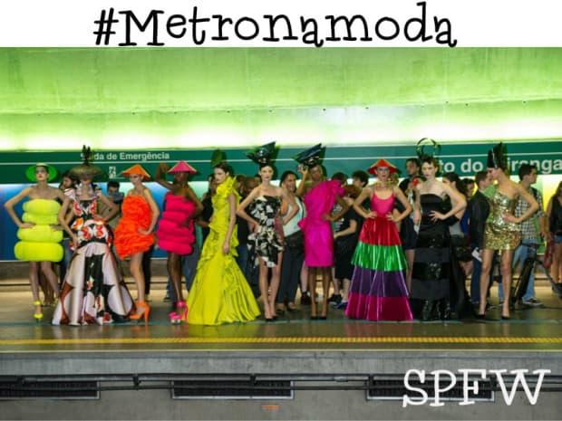 #metronamoda