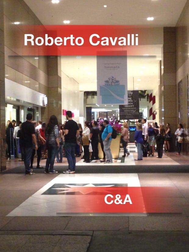 Roberto Cavalli para C&A
