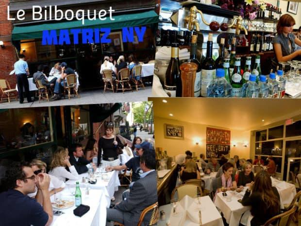 Le Bilboquet NY