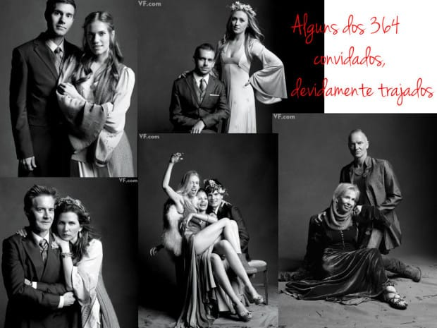 Sean Parker e Alexandra Lena casamento