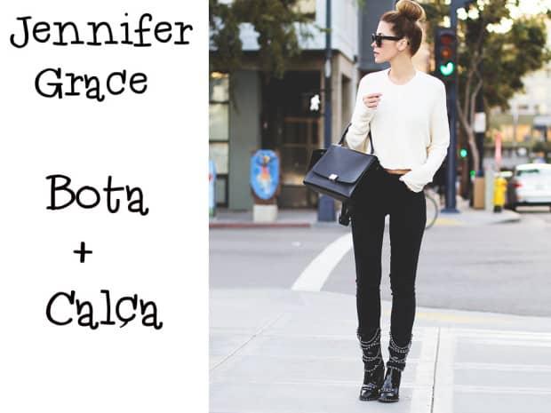 29b1d36d5 Jennifer Grace bota chanel
