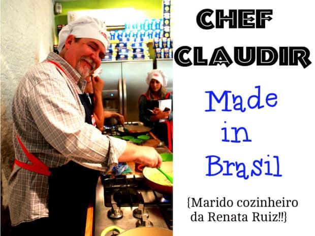 Claudir Cozinhando na Web