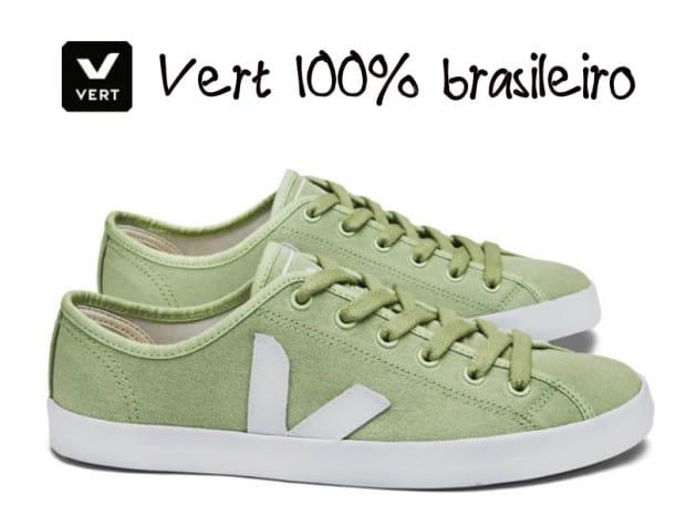 2559467c0 A marca VERT (verde em francês) foi criada pela dupla François-Ghislain  Morillion e Sébastien Kopp, que deram tchau aos seus respectivos empregos e  partiram ...