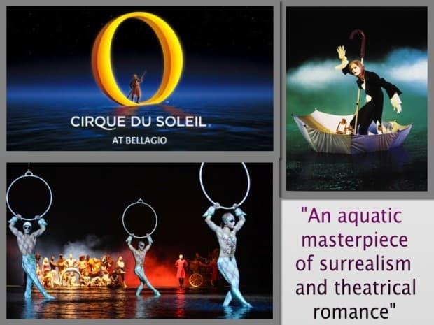 DQZ - Cirque du Soleil - O - Las Vegas