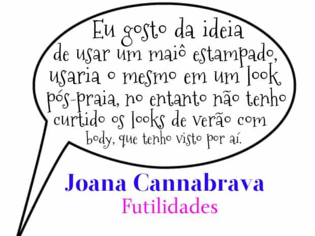 Joana Cannabrava para DQZ