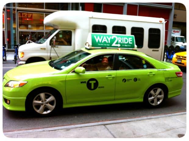 Boro Táxi - new york - DQZ