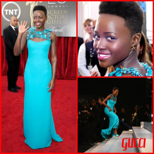 collage Lupita red carpet = DQZ