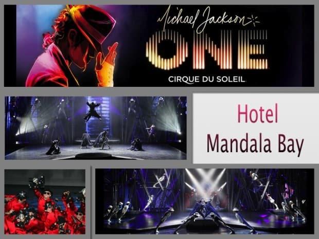 michael jackson show Las Vegas