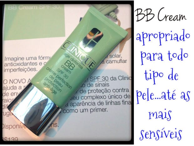 BB Cream Clinique - DQZ