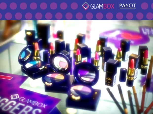 Glambox + Payot DQZ