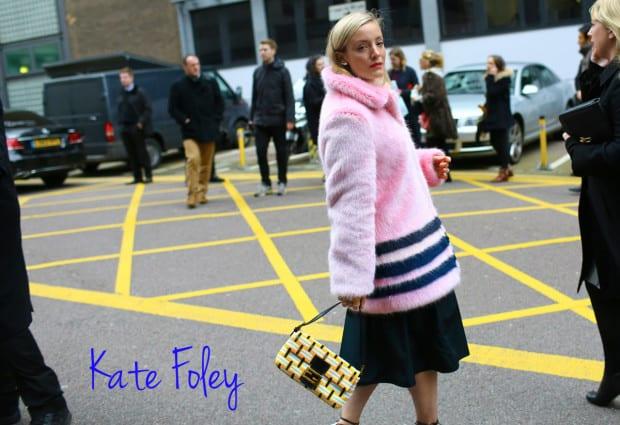 Kate Foley - Shrimp coat - DQZ