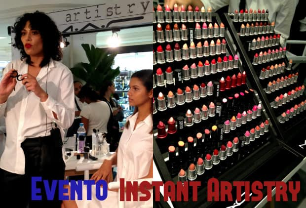 evento Instant Artisty - DQZ
