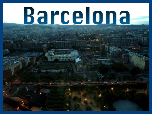 Barcelona _ DQZ