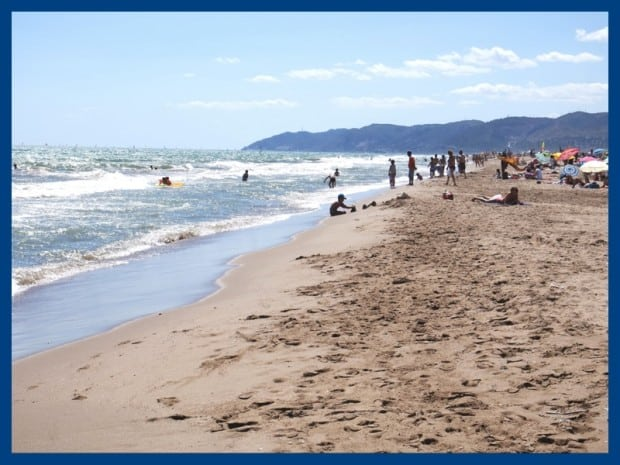 Playa Gava - DQZ