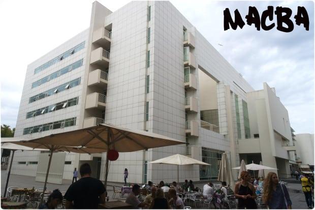 MACBA - Museu de Arte Contemporânea de Barcelona - DQZ