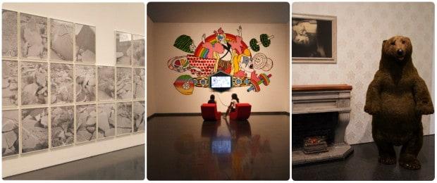 Obras do MACBA - Barcelona - DQZ