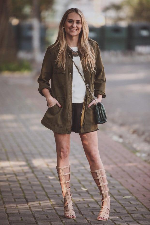 BLOGUEIRA - Luciana Micheletti - DQZ - LuMich - Look do Dia - #OOTD