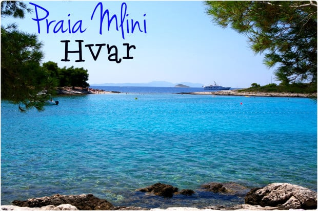 Praia Mlini - Hvar - Croácia - Europa
