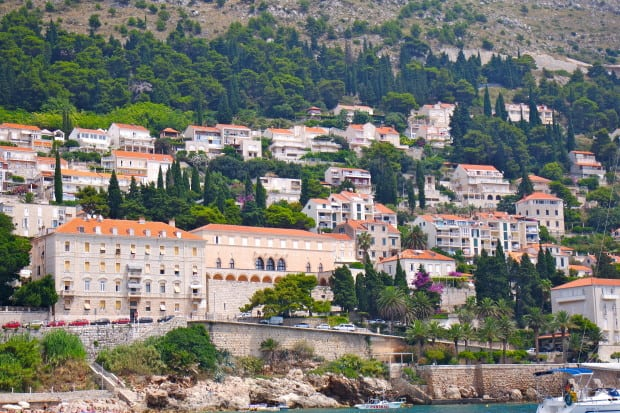 Dubrovnik - Croatia - DQZ