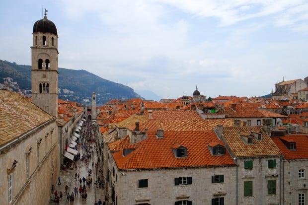 Dubrovnik - A Muralha - DQZ - Croatia - LuMich - Luciana Micheletti