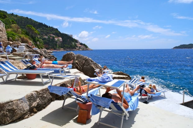 Dubrovnik- Croatia - Villa Dubrovnik -