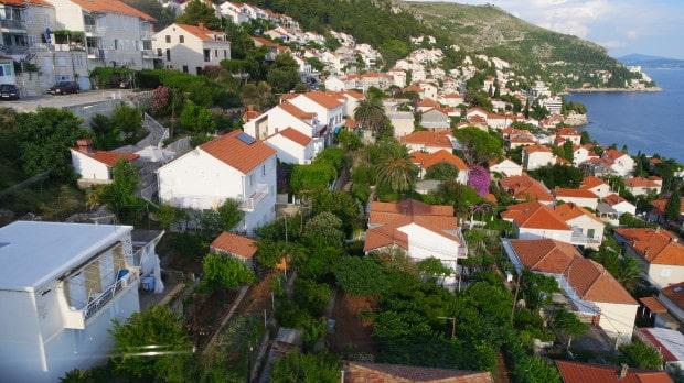 Dubrovnik - Cablecar - Croatia