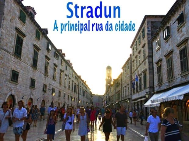 Stradun - Dubrovnik - Croatia
