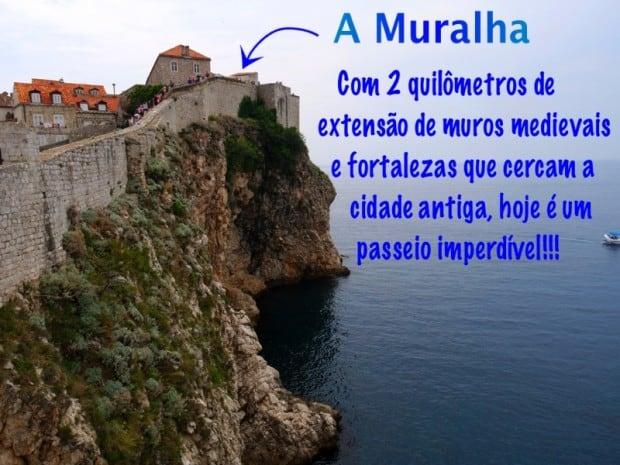 A Muralha - Dubrovnik - DQZ - Croatia