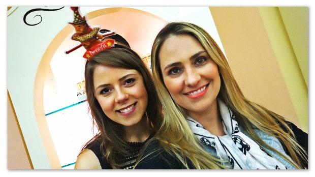 Bel Luscher e Luciana Micheletti