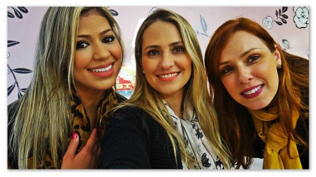 Benefit - Adriana Felix, Luciana Micheletti e Barbara Duarte