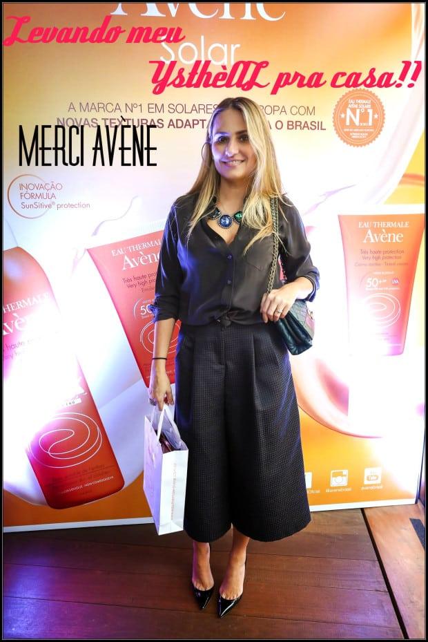 Luciana Micheletti - evento Avène
