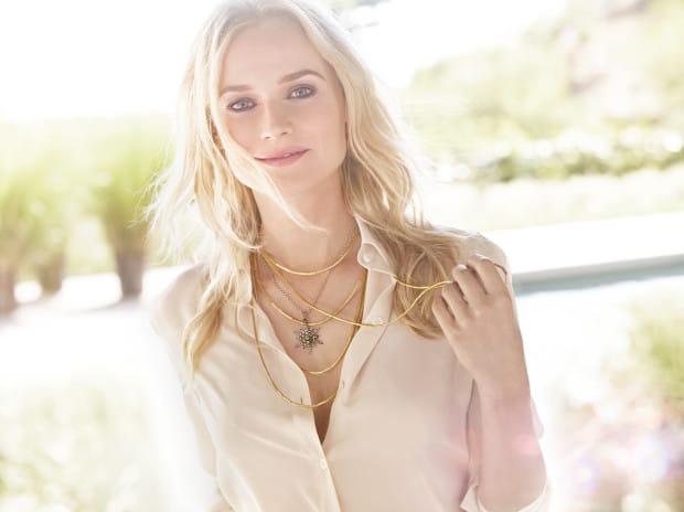 Diane Kruger wears Fluid Gold H.Stern_3 (high)