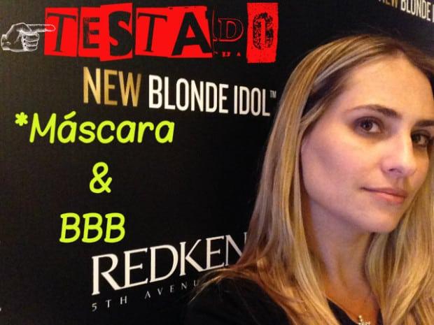 Blond Idol - Luciana Micheletti