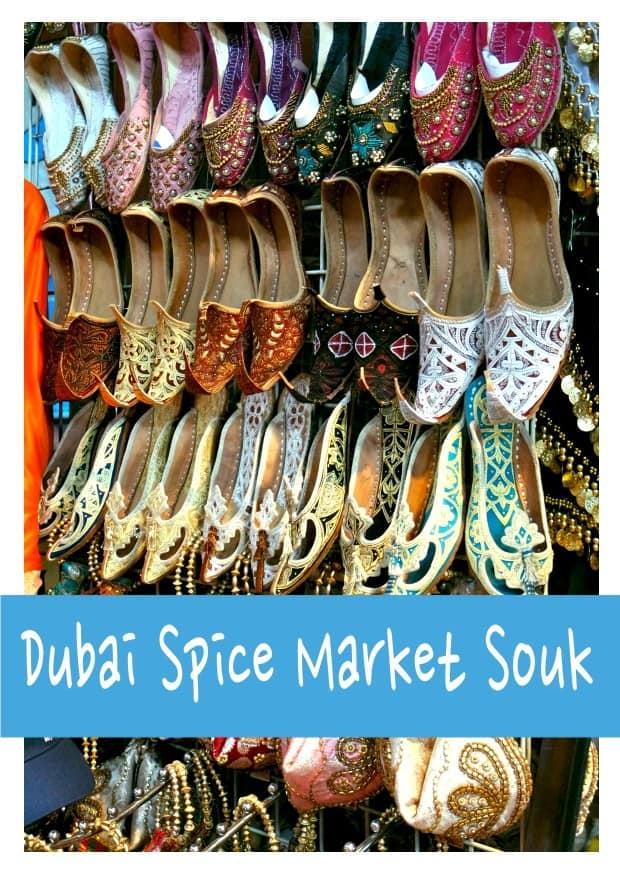 Dubai Spice Market Souk