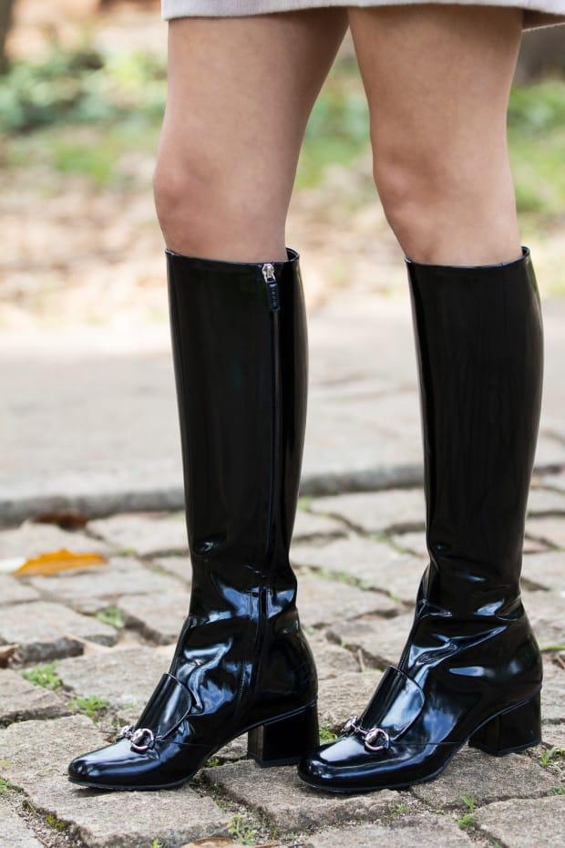 horsebit gucci boot - lumich - dqz- fashion