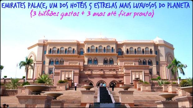 Emirates Palace Abu Dabhi