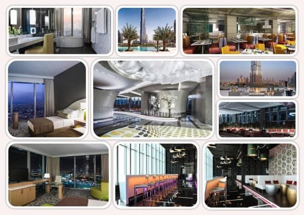 Sofitel Dowtown Dubai