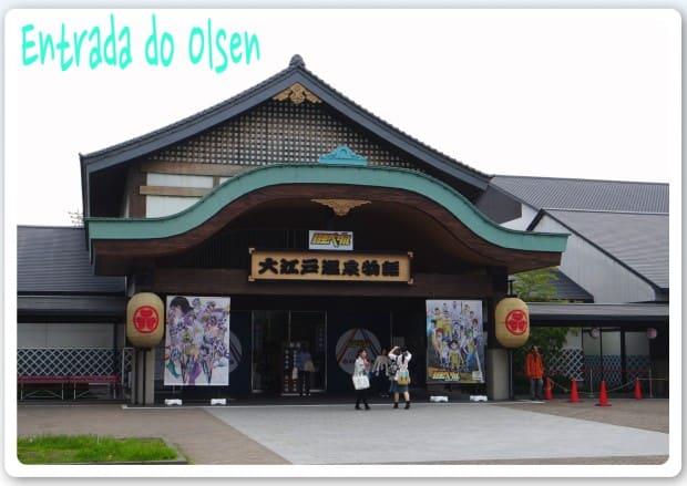 Olsen - Tokyo