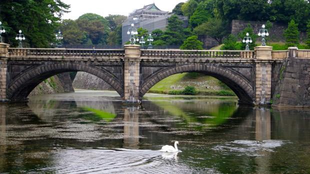 Palacio Imperial - Tokyo