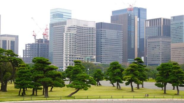 Palácio Imperial de Tokyo - Japão - DQZ