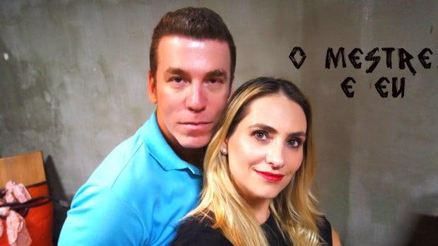 Marcos Costa - maquiador Natura Luciana Micheletti blogueira