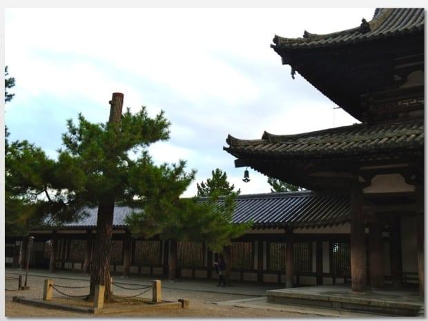 Horyuji temple 1