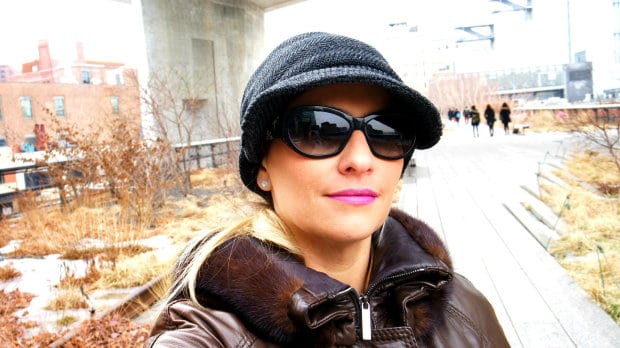 Luciana Micheletti - Nova York